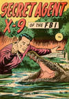 Cover for Secret Agent X9 (Yaffa / Page, 1963 series) #26