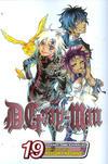 Cover for D. Gray-Man (Viz, 2006 series) #19