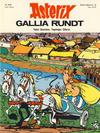 Cover for Asterix (Hjemmet / Egmont, 1969 series) #12 - Gallia rundt [6. opplag Reutsendelse 147 37]