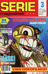 Cover for Seriemagasinet (Semic, 1970 series) #3/1991
