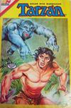 Cover for Tarzan Serie Avestruz (Editorial Novaro, 1975 series) #166