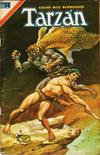 Cover for Tarzan Serie Avestruz (Editorial Novaro, 1975 series) #129