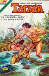 Cover for Tarzan Serie Avestruz (Editorial Novaro, 1975 series) #137