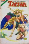 Cover for Tarzan Serie Avestruz (Editorial Novaro, 1975 series) #150