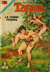 Cover for Tarzán (Editorial Novaro, 1951 series) #750