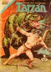 Cover for Tarzán (Editorial Novaro, 1951 series) #752