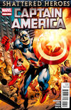 Cover for Captain America (Marvel, 2011 series) #7