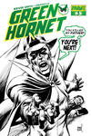 Cover Thumbnail for Green Hornet (2010 series) #3 [Michael Netzer Ultra Limited Death Cover]