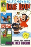 Cover for Lille Lulu (Bladkompaniet / Schibsted, 1988 series) #1/1988