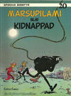 Cover for Spirous äventyr (Carlsen/if [SE], 1974 series) #20 - Marsupilami blir kidnappad