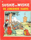 Cover for Suske en Wiske (Standaard Uitgeverij, 1967 series) #167 - De zingende kaars