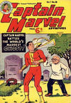 Cover for Captain Marvel [Captain Marvel Adventures] (L. Miller & Son, 1953 series) #v1#16