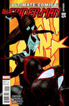 Cover for Ultimate Comics Spider-Man (Marvel, 2011 series) #5 [Direct Edition]