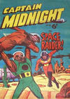 Cover for Captain Midnight (L. Miller & Son, 1962 series) #6