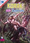 Cover for Korak (Editorial Novaro, 1972 series) #51 [Versión Española]