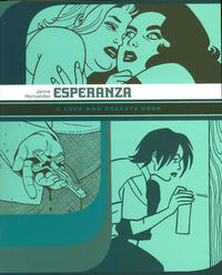 Cover Thumbnail for Love and Rockets Library (Fantagraphics, 2007 series) #[9] - Esperanza