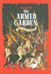 Cover Thumbnail for The Armed Garden and Other Stories (Fantagraphics, 2011 series)