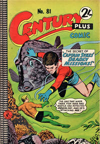 Cover Thumbnail for Century Comic (K. G. Murray, 1961 series) #81