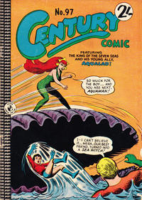 Cover for Century Comic (K. G. Murray, 1961 series) #97