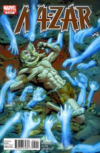 Cover Thumbnail for Ka-Zar (Marvel, 2011 series) #5