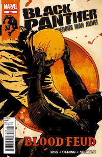 Cover Thumbnail for Black Panther: The Most Dangerous Man Alive (Marvel, 2011 series) #528