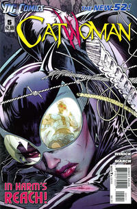 Cover Thumbnail for Catwoman (DC, 2011 series) #5 [Direct Sales Edition]
