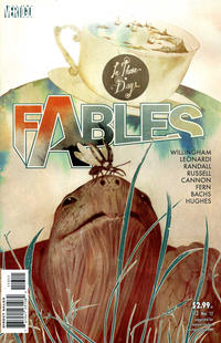 Cover Thumbnail for Fables (DC, 2002 series) #113