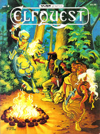 Cover Thumbnail for ElfQuest (WaRP Graphics, 1978 series) #8 [$1.25 first printing]