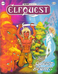 Cover Thumbnail for ElfQuest (WaRP Graphics, 1978 series) #6 [$1.25 first printing]