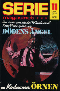 Cover Thumbnail for Seriemagasinet (Semic, 1970 series) #11/1986