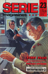 Cover Thumbnail for Seriemagasinet (Semic, 1970 series) #23/1986