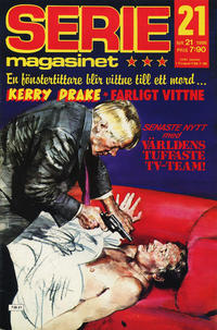 Cover Thumbnail for Seriemagasinet (Semic, 1970 series) #21/1986