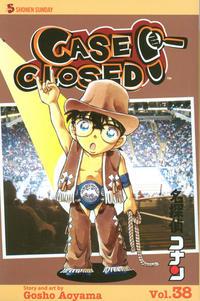 Cover Thumbnail for Case Closed (Viz, 2004 series) #38