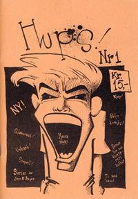 Cover Thumbnail for Hups! (Jens K. Styve (eget forlag), 1994 series) #1