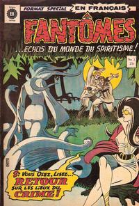 Cover Thumbnail for Fantômes Échos du Monde du Spiritisme (Editions Héritage, 1972 series) #3