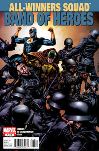 Cover Thumbnail for All-Winners Squad: Band of Heroes (Marvel, 2011 series) #4