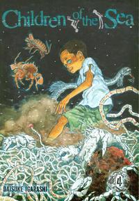 Cover Thumbnail for Children of the Sea (Viz, 2009 series) #4