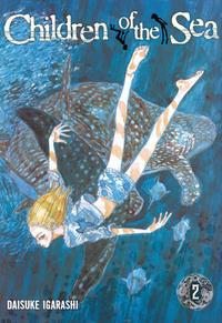 Cover Thumbnail for Children of the Sea (Viz, 2009 series) #2