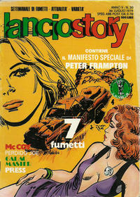 Cover Thumbnail for Lanciostory (Eura Editoriale, 1975 series) #v5#30