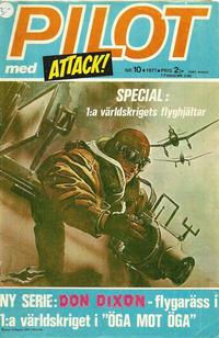 Cover Thumbnail for Pilot (Semic, 1970 series) #10/1971