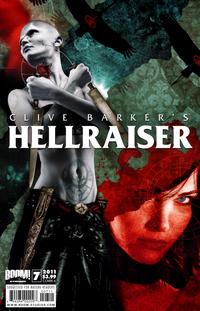 Cover Thumbnail for Clive Barker's Hellraiser (Boom! Studios, 2011 series) #7
