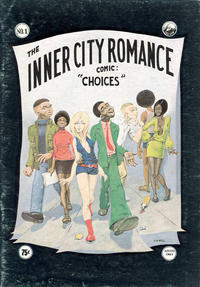 Cover Thumbnail for Inner City Romance (Last Gasp, 1972 series) #1 [0.75 USD 4th print]