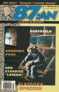 Cover Thumbnail for 87:an Axelsson (Semic, 1994 series) #3/1996