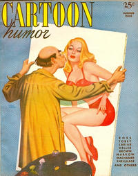 Cover Thumbnail for Cartoon Humor (Pines, 1939 series) #v11#2