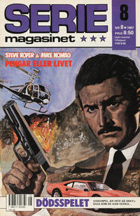 Cover Thumbnail for Seriemagasinet (Semic, 1970 series) #8/1987