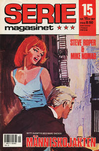 Cover Thumbnail for Seriemagasinet (Semic, 1970 series) #15/1987