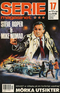 Cover Thumbnail for Seriemagasinet (Semic, 1970 series) #17/1987