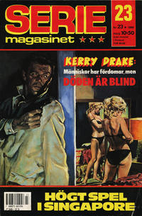 Cover Thumbnail for Seriemagasinet (Semic, 1970 series) #23/1988