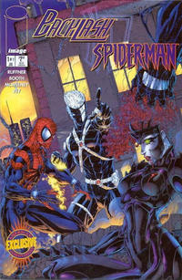 Cover Thumbnail for Backlash/Spider-Man (Image, 1996 series) #1 [American Entertainment Exclusive]