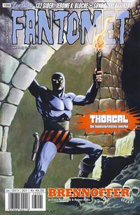 Cover for Fantomet (Hjemmet / Egmont, 1998 series) #1-2/2012